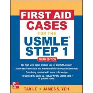 Other - First Aid Cases for the USMLE Step 1,Third Edition